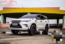 Body kid Fortuner 2017