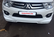 BODY KIT PAJERO SPORT  2014