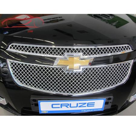Ốp mặt Calang Cruze  2014 kiểu Benley